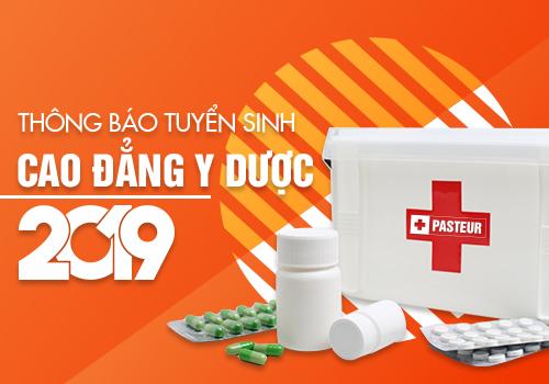 Thong-cao-tuyen-sinh-cao-dang-y-duoc-nam-2019
